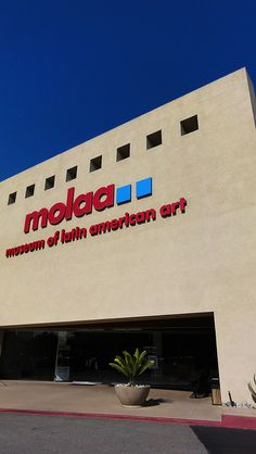 MoLAA - Museum of Latin American Art, Long Beach, California © Omar Omar on Flickr.