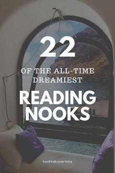 These cozy reading nooks have captured our imaginations.   #books #nooks #readingnooks #style Great Books, My Books, No Time For Me, All About Time, Reading Nook Kids, Library Inspiration, Nook Ideas, Book Nooks, Book Lovers