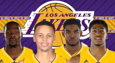 NEW LAKERS!!