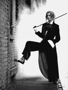 Christy Turlington Burnsby Arthur Elgort | 1993