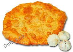Langoš (Slovak fried dough) best with garlic butter on top, need to find a gluten free recipe