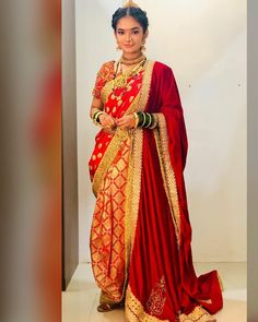 [New] The 10 Best Photography Today (with Pictures) Marathi Saree, Marathi Bride, 15 Dresses, Evening Dresses, Girls Dresses, Celebrity Fashion Looks, Nauvari Saree, Cute Little Girl Dresses, South Indian Sarees