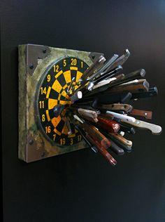 Bullseye by Ron Ulicny