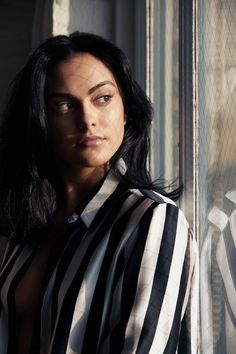 Camila Mendes - New York Moves Magazine Photoshoot 2017