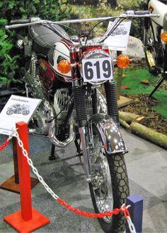 Yamaha YR2C 350cc