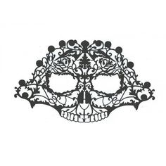 Face Lace - Skullace