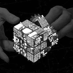 """Conjetura Radical del Tejido Urbano [Alec Yuzhbabenko + Bryce Beckwith, Virginia Polytechnic Institute and State University] """"No estoy interesado en vivir en un mundo de fantasía. Todo mi trabajo todavía tiene la intención de evocar espacios arquitectónicos reales. Pero lo que me interesa es cómo el mundo sería si estuviésemos libres de límites convencionales [...]""""-. Lebbeus Woods Descubre su proyecto aquí: http://talleralcubo.com/?p=13335 +info: www.talleralcubo.com"""