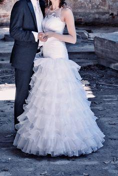 ♥ Brautkleid 38 Hochzeitskleid ♥  Ansehen: https://www.brautboerse.de/brautkleid-verkaufen/brautkleid-38-hochzeitskleid/   #Brautkleider #Hochzeit #Wedding