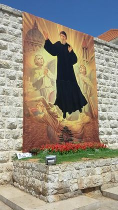 St. Charbel - Annaya Lebanon.
