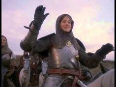 Petra Berger - I'm coming home , nummer geschreven op Joan d ' Arc. Indrukwekkend verhaal.