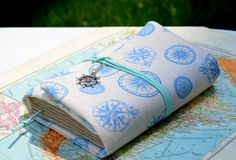 Compass journal Explore journal Travel journal Compass Sea journal Diary Writing journal Nautical journal Blank book Notebook Gift Book by VerbenaMorena on Etsy