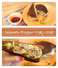 Jalapeño Popper Patt