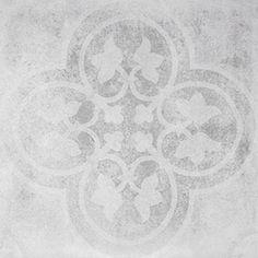 Betonepoque White/Grey mixed patterns 200x200mm