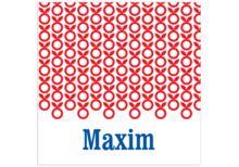 www.kaartjesenco.be jongen/meisje Geboortekaartje Maxim