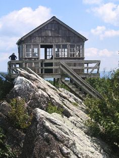 Hanging Rock Observatory, West Virginia