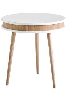 Ellos Home Hugo-pikkupöytä, halkaisija 50 cm