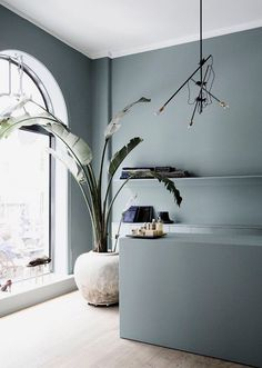 Color Inspo | Oval Room Blue