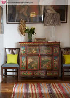 This CHEST is very BOho! Love it !