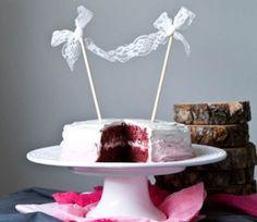 Vegan GF Red Velvet Birthday Cake