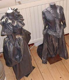 Kostuum poppen Hobbyatelier De Pottekijker