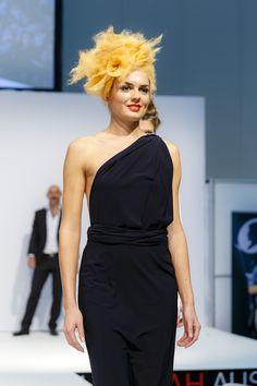 Bundy Bundy Artistic Team Hair Looks @ Austria Hair International presented by Wella Professionals One Shoulder, Shoulder Dress, About Hair, Hair Looks, Austria, Formal Dresses, Hair Styles, Fashion, Dresses For Formal