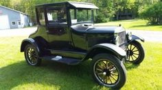 1927 Ford Model T Coupeville (MI) - $18,000  Please call Jerry @ 269-208-6005 OR 269-782-7129 to see this car.