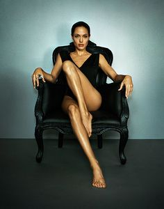 angie- can her legs gets any looooonger  ?
