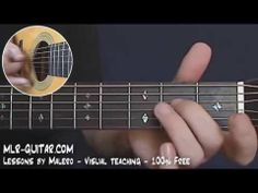 "How to play ""No woman no cry"" - MLR-Guitar Lesson of 3 Guitar Tutorial, Could Play, Guitar Lessons, Music Stuff, Crying, Music Instruments, Songs, Woman, Face"