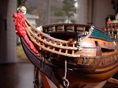 帆船模型製作 フリースランド(Friesland) 2/2 Wooden Ship, Model Ships, Model Building, Sailing Ships, Templates, Boat Building, Sailing Boat, Scale Model, Ship