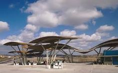Unique Petrol Station