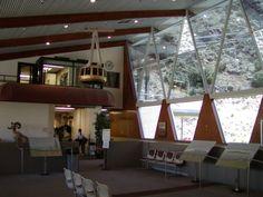 Valley Station interior, Palm Springs - Albert Frey (architect) - Wikipedia, the free encyclopedia