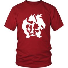 Would you let others beat you to this awesome Pokemon shirt?