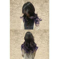 Coachella ready, Indigo hair by Sr. Stylist Mackenzi • Carlton Hair Brea • 714-256-9760