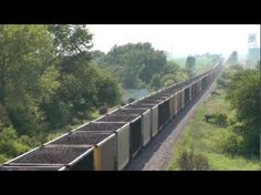 #unionpacific coal train just West of Ogden Iowa bring coal from #hugefields outside Sheridan, Wyoming Clayton Will - Google+