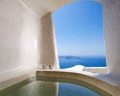 Kapari Natural Resort, Imerovigli, Santorini, Greece, Europe