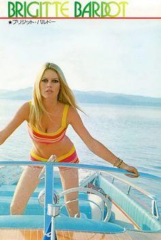 Rare Poster Brigitte Bardot  Source:ricocoracao via dubstepcholla