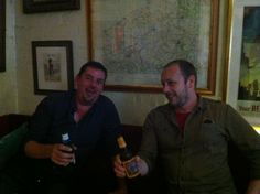 Stuart and Mike