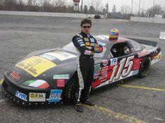 Fissato ufficialmente per il 5 maggio prossimo il debutto di Davide Amaduzzi in NASCAR, nella Whelen All American Series