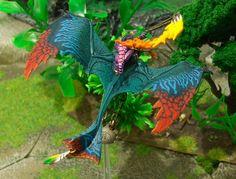 Lustria Online • View topic - Neveroddoreven's New Lizardmen