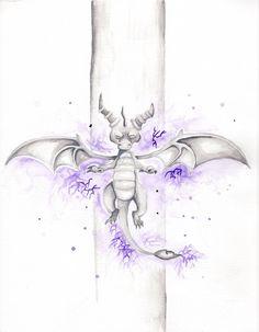 The true power of Spyro by Thedarkdestroyer on @DeviantArt