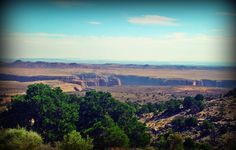 Arizona State Route 64, near the East Rim of the Grand Canyon, Arizona