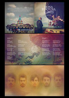 Bona Fortuna - Arte cd (encarte)