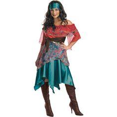 Bohemian Adult Halloween Costume