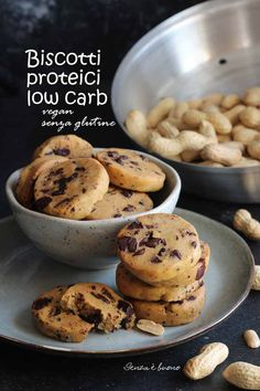 Do you know that choosing protein breakfast has many advantages? In this post . Low Calorie Recipes, Vegan Recipes Easy, Cooking Recipes, Vegan Dishes, Vegan Desserts, Dessert Recipes, Granola, Eating Light, Protein Breakfast