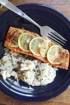 Looking for a healthy salmon dinner recipe that is simple to make yet impressive enough to serve to guests? Chili lime salmon with honey is a DELICIOUS version of my best ever cast iron skillet salmon. Just 6 ingredients and 15 minutes of cooking time! This gluten free, dairy free salmon dinner is a winner! Healthy Dinners For Kids, Easy Family Meals, Healthy Meal Prep, Seafood Dishes, Seafood Recipes, Mexican Food Recipes, Gluten Free Recipes For Dinner, Healthy Dinner Recipes, Salmon Dinner