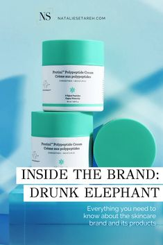 Have you ever heard of Drunk Elephant? The colorful skincare brand is definitely worth to try. They have complete beauty regimens, skincare for acne, skincare routines for your 20s, 30s and even anti aging treatments. Learn more about the company and its products on this post. #Beauty #Skincare Best Makeup Tips, Best Makeup Products, Makeup Hacks, Best Acne Scar Removal, Drunk Elephant Skincare, How To Wear Makeup, New Hair Do, Easy Makeup Tutorial, Makeup Needs