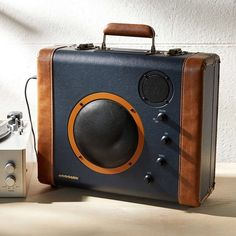 Fancy - Soundbomb Suitcase Speaker by Crosley