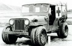Early Willys Jeep Terrain Design Innovations