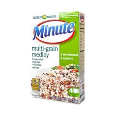 Best New Rice Dish | Minute Rice Multi-Grain Medley