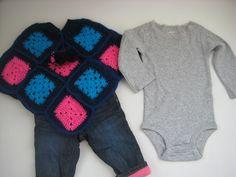 Abrigadisimos ponchos al crochet!!
